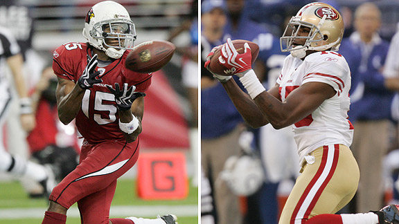 Steve Breaston/Michael Crabtree