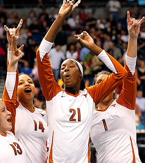 Texas Volleyball