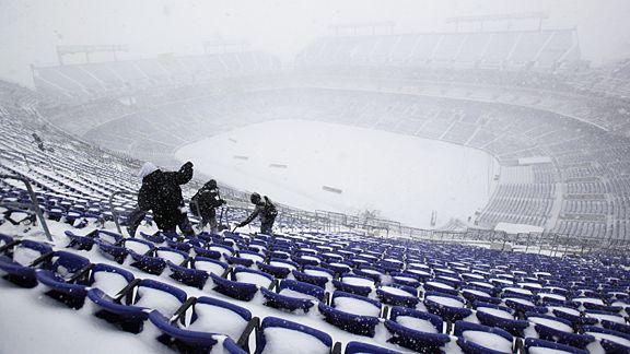 snow stadium