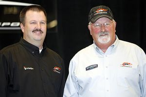 Tony Eury Jr. and Tony Eury Sr.