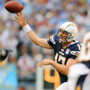 Christopher Hanewinckel/US Presswire Philip Rivers may find increased