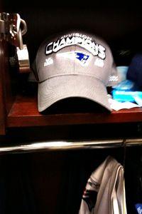 Pats Hat