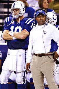Peyton Manning, Jim Caldwell