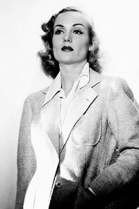 Actress Carole Lombard shown Jan. 17, 1939