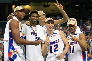 2007 Florida players