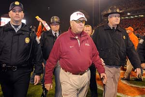 Bobby Bowden & State Troopers