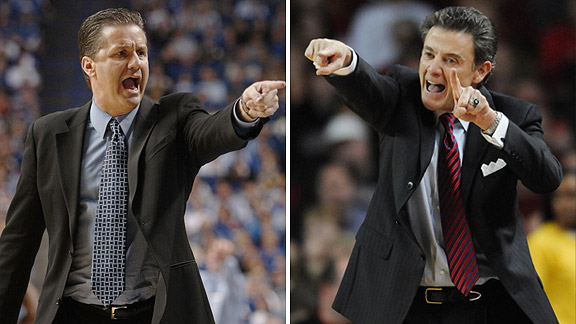 John Calipari/Rick Pitino