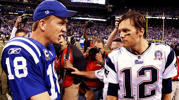 Peyton Manning/Tom Brady