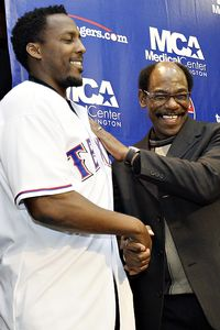 Vlad Guerrero, Ron Washington