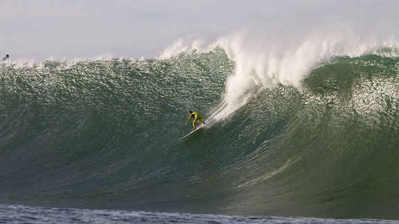 Mavericks Surf Break
