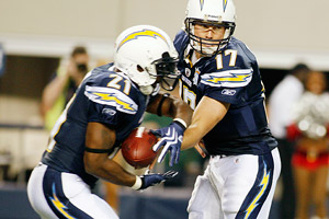 Philip Rivers and LaDainian Tomlinson