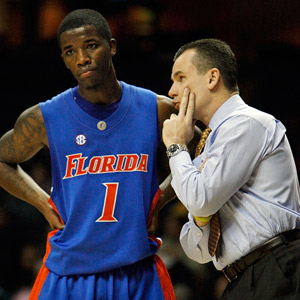 Kenny Boynton and Billy Donovan