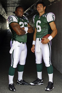 Mark Sanchez & Shonn Greene