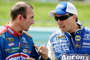 David Reutimann and Marcos Ambrose