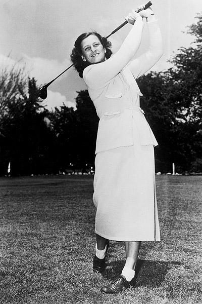 Mildred 'Babe' Didrikson Zaharias