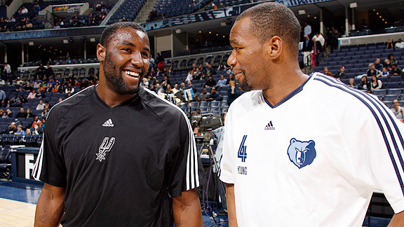 Sam Young/DeJuan Blair