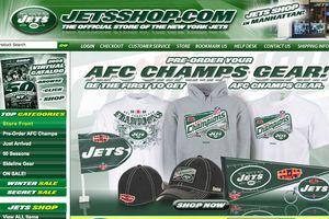 Jets Merchandise