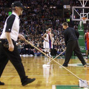 Celtics Court