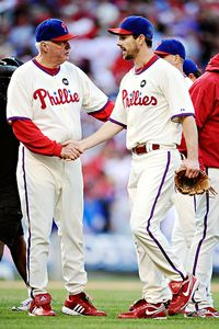 Cliff Lee/Charlie Manuel