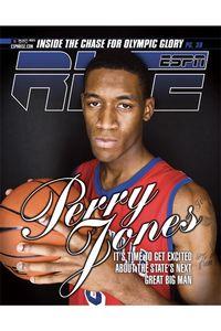 Perry Jones cover