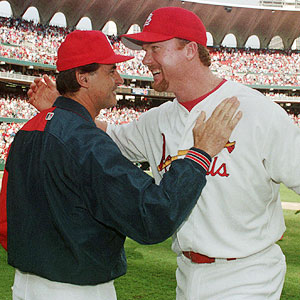 Tony La Russa/Mark McGwire