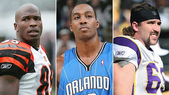 Ochocinco/Howard/Allen