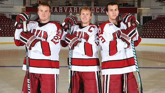 Beanpot Preview: Crimson's Brothers Biega
