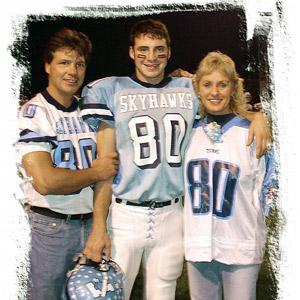 Chris, John and Sherry Kernich