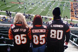 Sherry Kernich, Stephanie Paynter and John Kernich