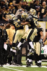 Saints Running backs