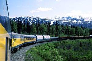 Fairbanks Alaska Railroad