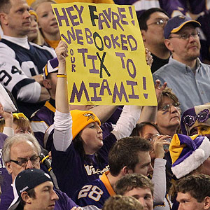 Viking Fan