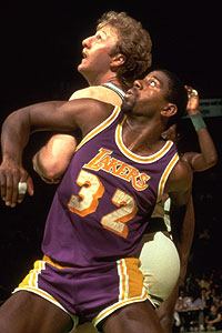Magic Johnson/Larry Bird