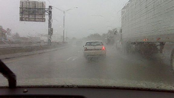 Rainy Florida