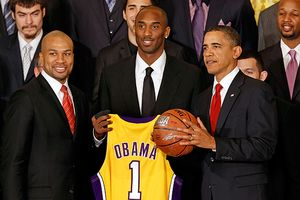 Lakers/White House