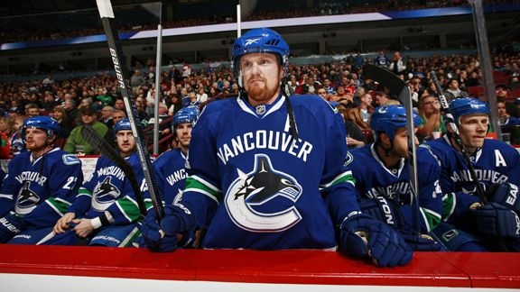 Henrik Sedin: Low Maintenance, Leading The NHL In Scoring, & Outplaying Ovi & Sid