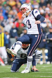 Gostkowski understands the extra pressure of the playoffs