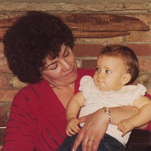 Danica Patrick/grandmother