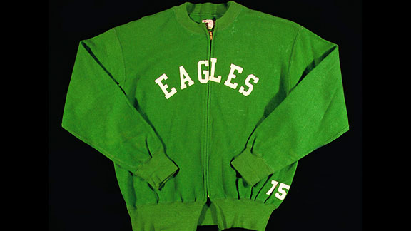 Philadelphia Eagles sideline jacket