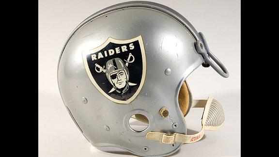 Jim Otto helmet