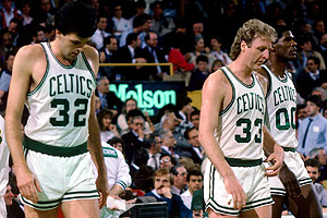 Kevin McHale/Larry Bird/Robert Parish