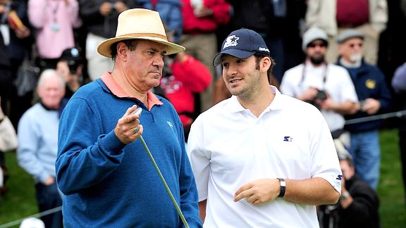 Tony Romo and Chris Berman