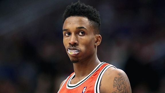 Milwaukee Bucks Rookie Brandon Jennings Isn T Like The Rest