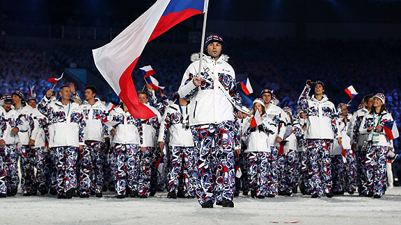 Hockey Highlights: Opening Ceremonies