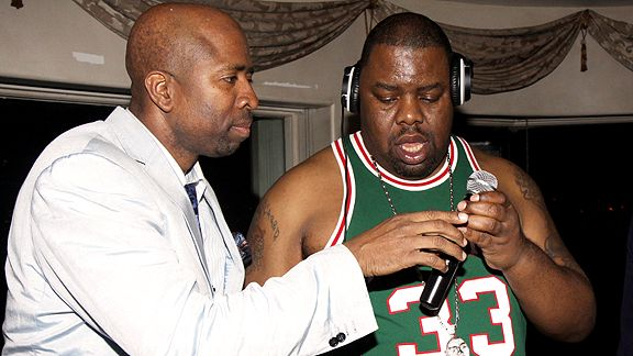 Kenny Smith & Biz Markie