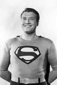 George Reeves and Superman