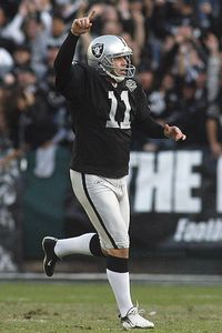 Cary Edmondson/US Presswire Sebastian Janikowski's new deal with the