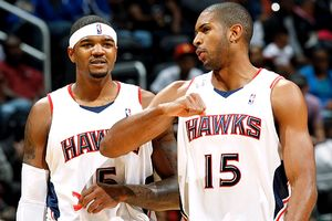 Al Horford & Josh Smith