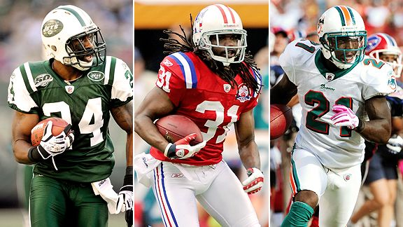 Revis, Meriweather & Davis