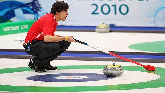Chris Plys, curling
